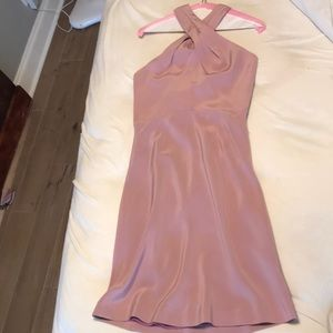 J. Crew silk dress sz 2